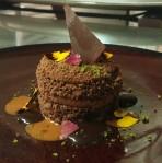 Chocolate Rye Torte